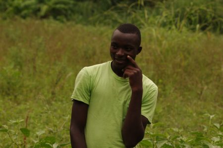 Picture of Vegetable farming can be so much fun...and profitable too, says Hassan Saidi