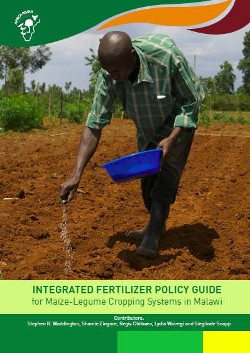 Picture of Integrated Fertilizer Policy Guide