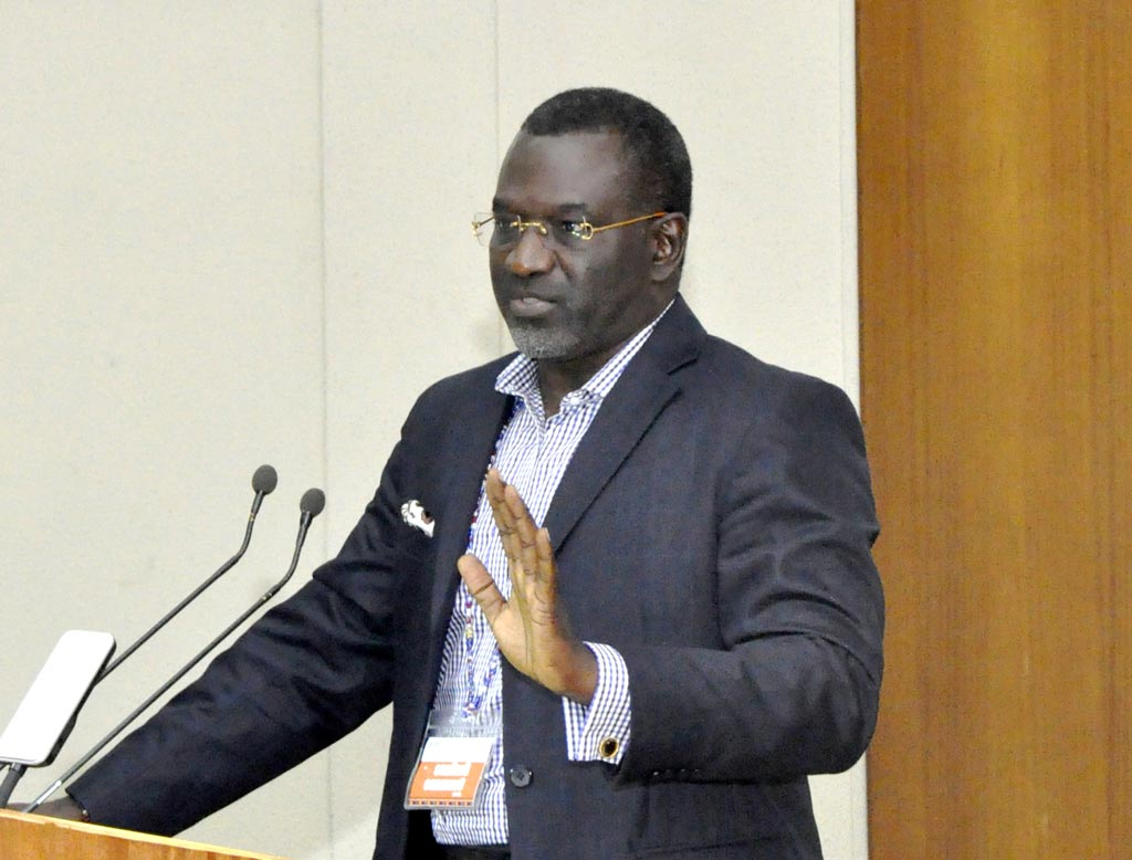 Picture of Dr Ousmane Badiane, IFPRI.