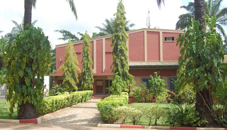 Picture of IITA-Benin station.