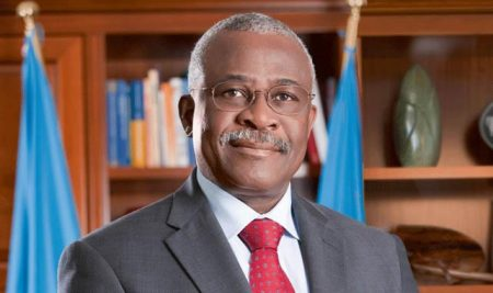 Picture of Kanayo Nwanze, IFAD President.