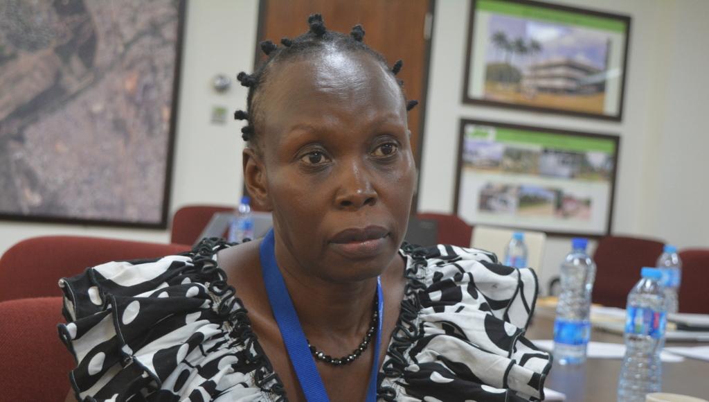 Picture of Josephine Okot