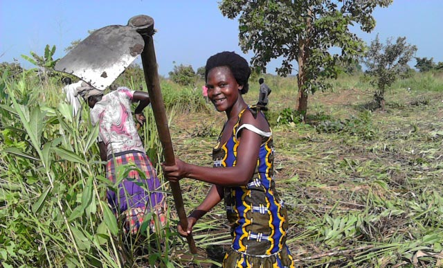 Picture of Women have a critical role to play in tackling climate change and related threats to food security.