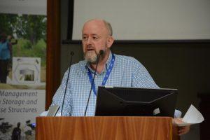 Picture of Michael Abberton, Head, IITA Genetic Resources Center and Deputy Director for West Africa