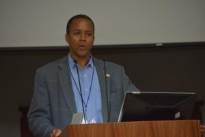 Picture of Harold Tarver, Program Manager, USDA-FAS