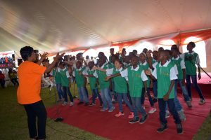 International School Children's Choir.
