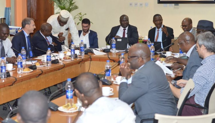Picture of Donors and partners look at country alignment strategies