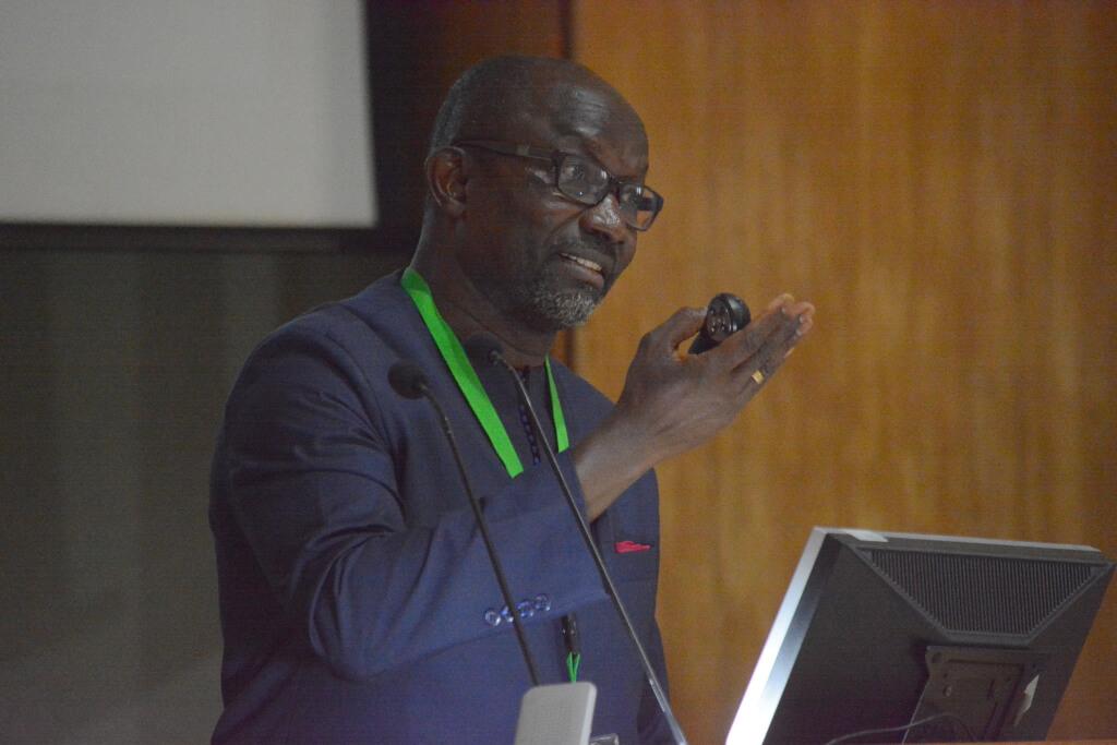 Picture of Fadel Ndiame, Regional Head, West Africa Regional Office, AGRA