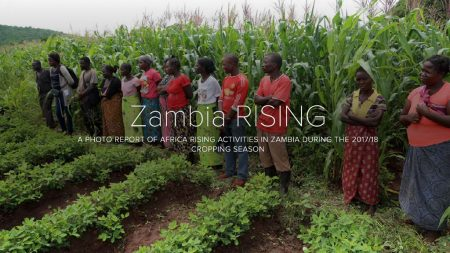 Picture of Africa RISING in Zambia photobook