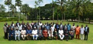 Picture of Participants at the TAAT inception workshop.