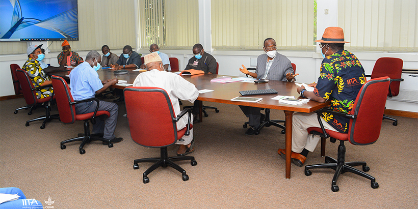 TETFUND Engineering group seeks to partner with IITA in delivering science technology
