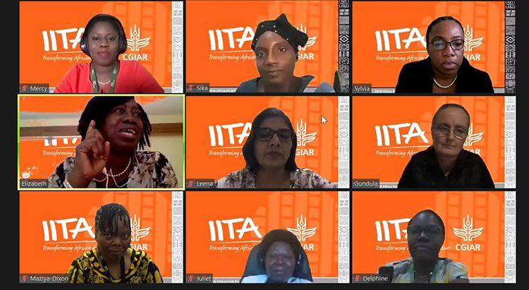 IITA seeks to build more female scientists and leaders