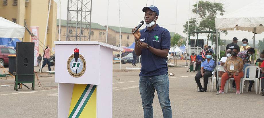 Sensitizing Nigerian youth on the opportunities in agribusiness