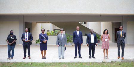 Ecobank Nigeria and Vanguard newspapers seek collaboration with IITA