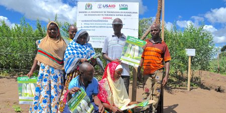 IITA holds Climate Smart Agriculture awareness session for local-level policymakers